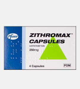 Zithromax (Azithromycin)