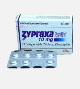 Zyprexa (Olanzapine)