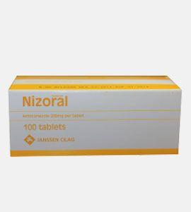 Nizoral (Ketoconazole)