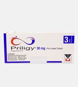 Priligy (Dapoxetine)