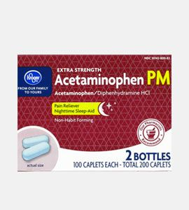 Acetaminophen (Paracetamol)